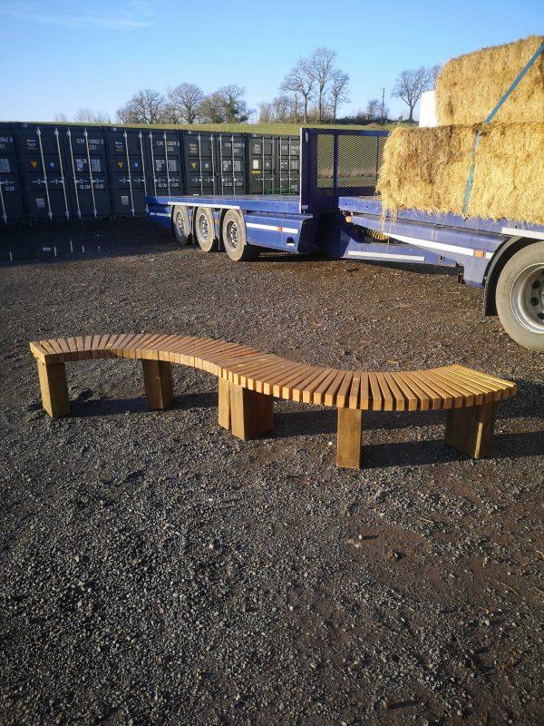 Circular Bench Hire