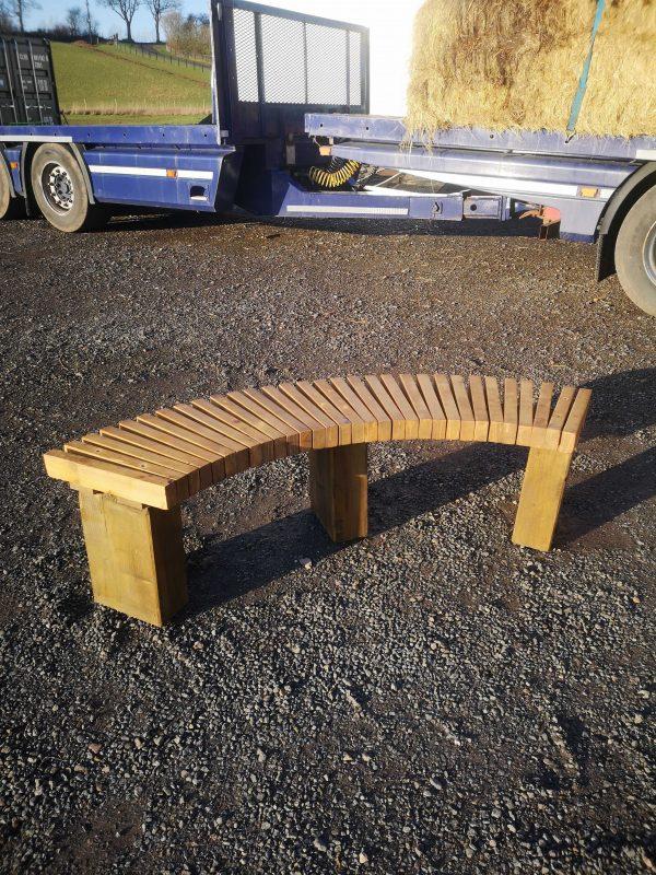 Circular Bench - Single