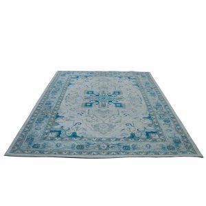 Decorative Blue Rug